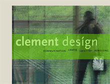 Tablet Preview of clementdesign.de